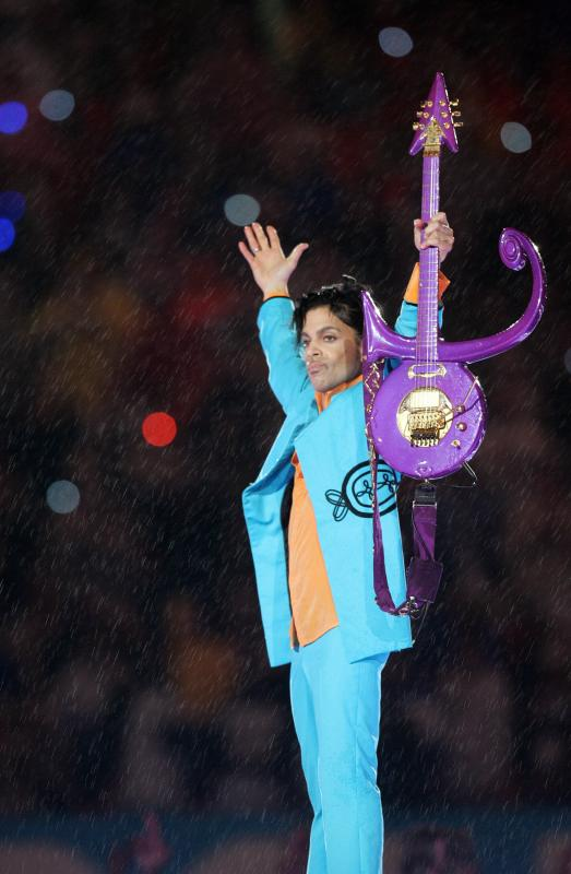 The Triumphant Return of Prince