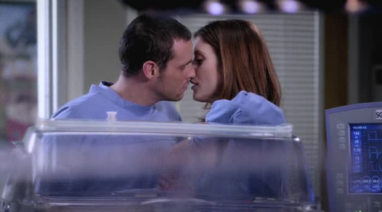 "What Do You Think of the Alex-Addison Flirtation on ""Grey's""?"