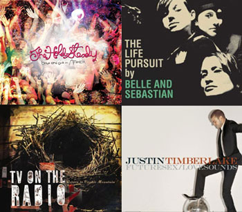What's Buzzworthy? Your Favorite Albums of 2006