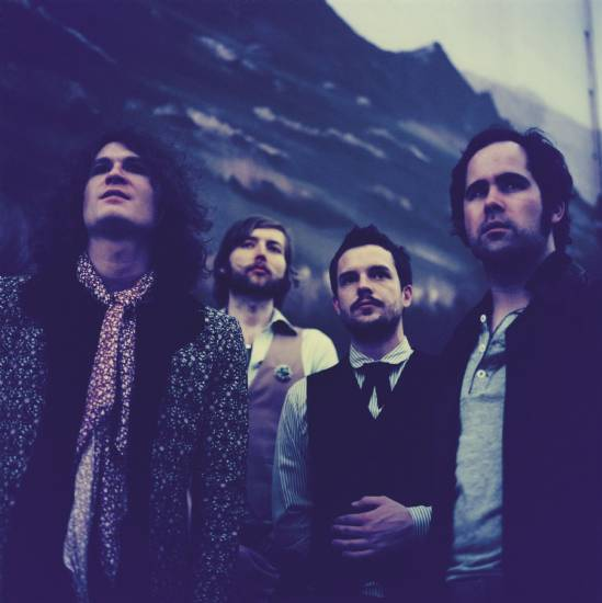 "Song of the Day: The Killers, ""A Great Big Sled"""