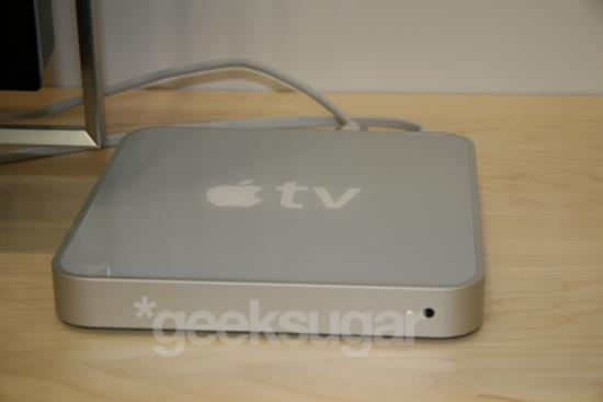 Apple TV Pictures Are In!