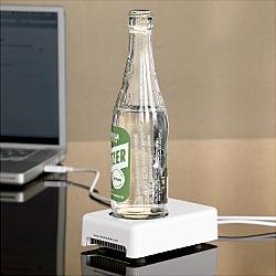 Totally Geeky or Geek Chic? USB Beverage Chiller