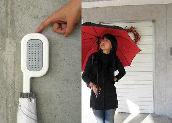 Umbrella That Plays Music Will Have You Singing