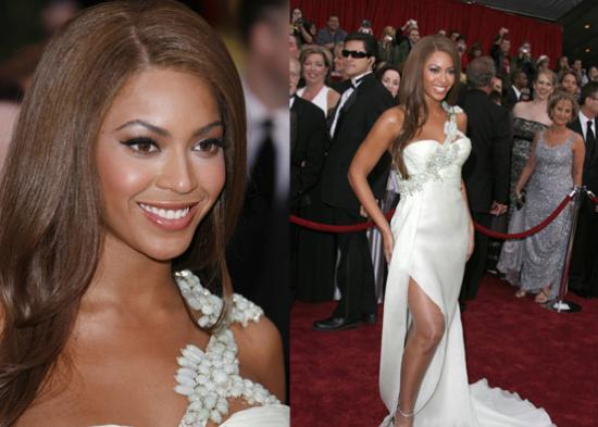 Oscars Red Carpet: Beyonce Knowles