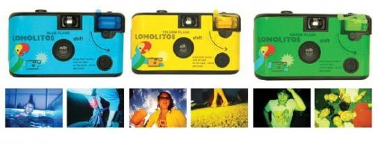 Love It Or Leave It: Lomolitos Colored Cameras