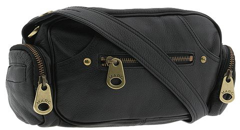 Marc Jacobs Butter Soft Leather Camera Bag