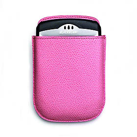 See It To Believe It: Leather Blackberry Cases In Pink