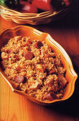 Today's Special: Quick Jambalaya