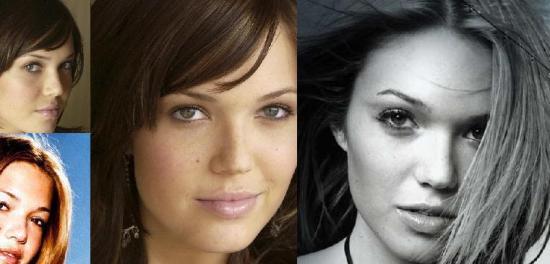 Do you think Mandy Moore got a nose job??