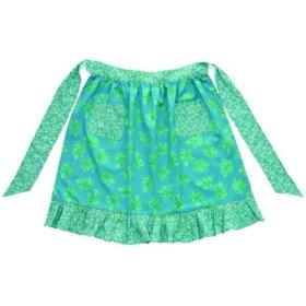 Amazon.com: April Cornell Apron - Madeline Aqua