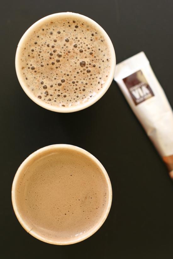 Starbucks Via Peppermint Mocha Review Popsugar Food