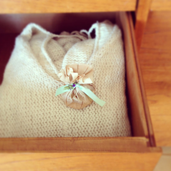 DIY Scented Coffee-Filter Sachets