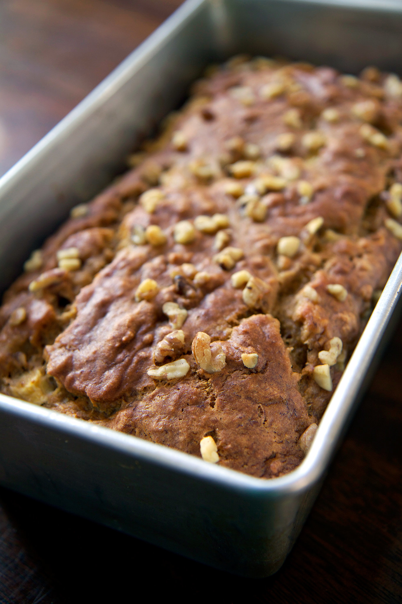 Bored With Plain Banana Bread Try This Seasonal Twist That S Under 150 Calories