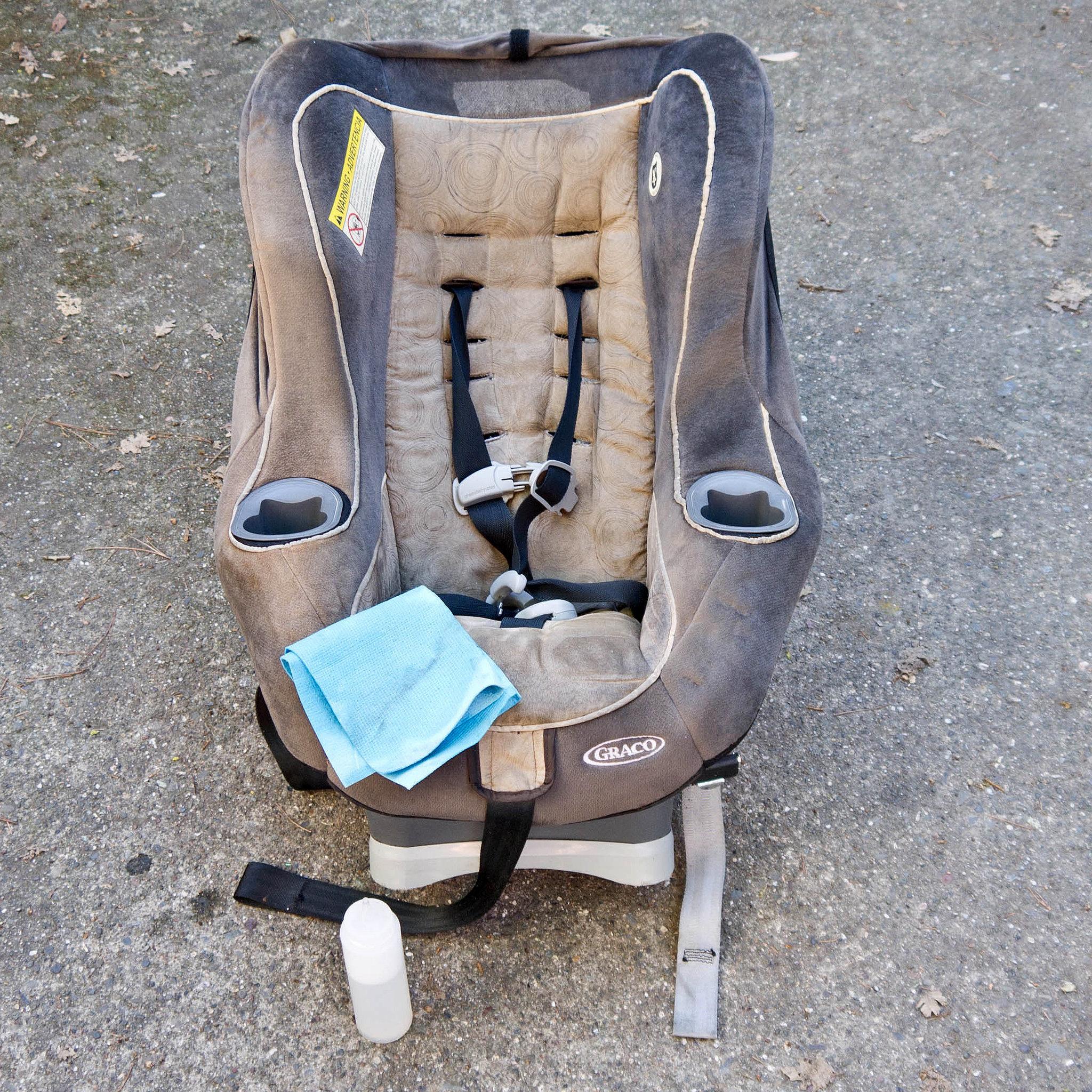 Diy Natural Baby Seat Cleaner Popsugar Smart Living
