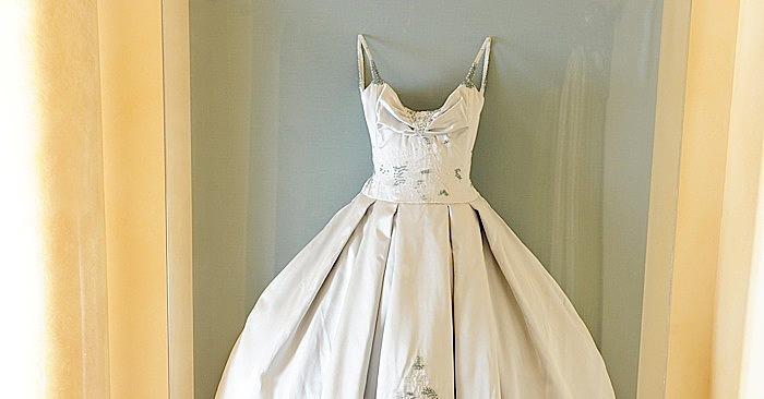adrienne maloof wedding dress framed | Wedding