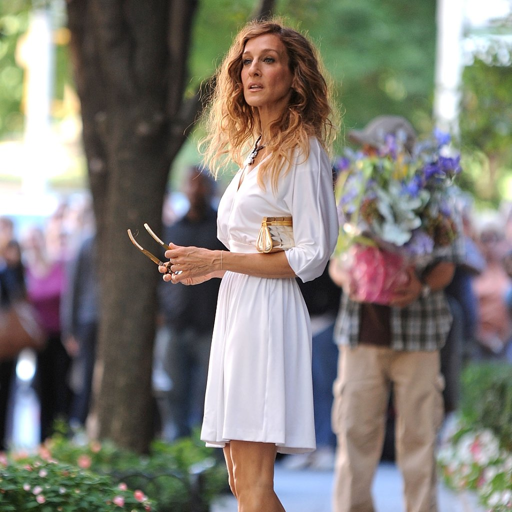 Much Live like Carrie Bradshaw?