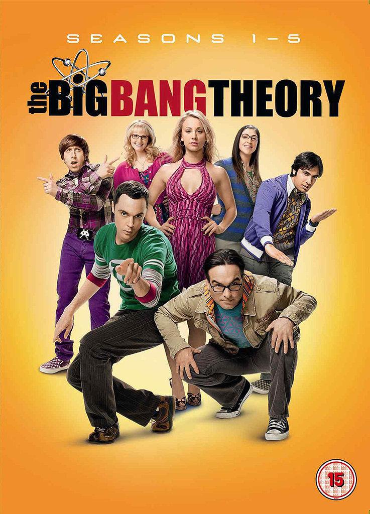 Big Bang Theory Tv Show Porn - 2014 Emmy TV Show Porn Parodies   POPSUGAR Love & Sex